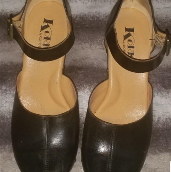 ae3be1b6060 Kork-Ease Shoes - Korks by Kork-Ease Womens Rosenthal Leather Clogs